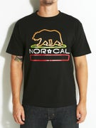Nor Cal Neon Bear T-Shirt