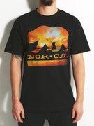 Nor Cal Sunset Bear T-Shirt