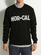 Nor Cal True North Crew Sweatshirt