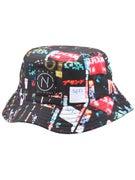 Neff City Lights Bucket Hat