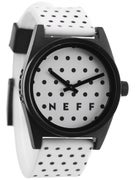 Neff Daily Wild Watch  Polka White