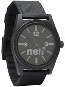Neff Daily Woven Watch  Black