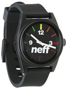 Neff Daily Watch Black/Spectrum