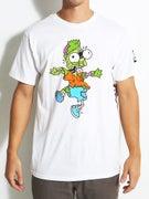 Neff x Simpsons Zombie Bart T-Shirt