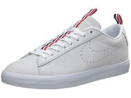 Nike SB Blazer Low Prm 917 QS Shoes Summit White/Obsdn