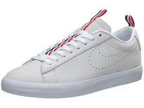 Nike SB Blazer Low Prm 917 QS Shoes Summit White/Obsdn