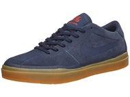 Nike SB Bruin Hyperfeel Shoes Obsidian/Gum