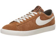 Nike SB Blazer Low GT Shoes Ale Brown/Black/Sail