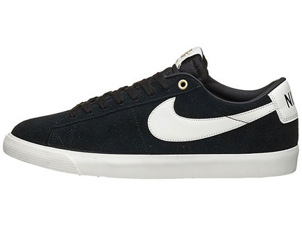 70f6c26ac3d689 Nike SB Blazer Low GT Shoes Black Sail