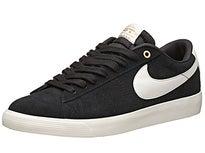 Nike SB Blazer Low Grant Taylor QS Shoes  Black/Sail