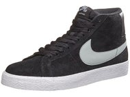 Nike SB Blazer Premium SE Shoes Black/White/Base Grey
