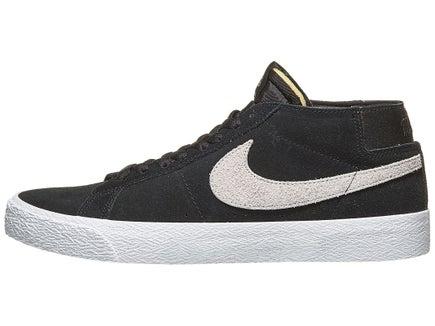 343ed4a36 Nike SB Blazer Chukka Shoes Black Atmosphere Grey