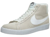 Nike SB Blazer Premium SE Shoes Summit White/Gum/Blk