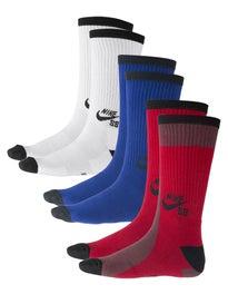 Nike SB Socks 3-Pack