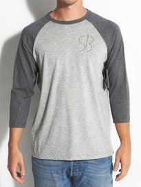 Nike SB Dri-Fit 3/4 Sleeve Crew T-Shirt