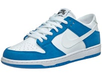 Nike SB Dunk Low Pro Ishod Wair Shoes Blue Spark/White