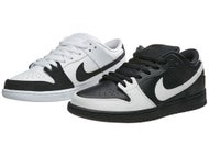 Nike SB Dunk Low Premium Shoes Blk/Blk/Wht/Wht