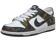 Nike SB Dunk Low Pro Shoes Legion Green/White