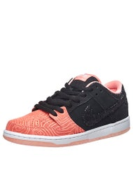 Nike SB Dunk Low Premium QS Shoes Atomic Pink/Wht/Black