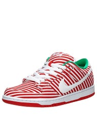 Nike SB Dunk Low Premium Shoes  Challenge Red/Grn/White