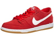 Nike SB Dunk Low Pro Ishod Wair Shoes Red/White/Gum