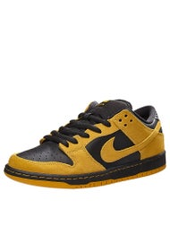 Nike SB Dunk Low Pro Shoes  University Gold/Blk-Blk