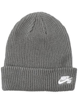 Nike SB Fisherman Beanie Grey/White