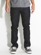 Nike SB FTM Blue Denim 5-Pocket Jeans Dk Obsidian