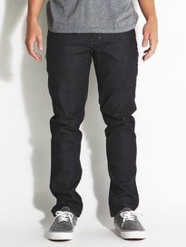 Nike SB FTM Blue Denim 5-Pocket Jeans Dark Obsidian