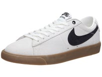 Nike SB Blazer Low GT Shoes Ivory/Gum/Black