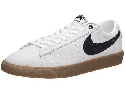 Nike SB Blazer Low GT Shoes Ivory/Gum/Black