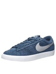 Nike SB Blazer Low GT Shoes  Squadron Blue/Silver