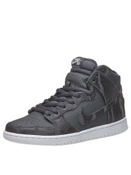 Nike SB Dunk High Pro Shoes Anthracite/Black-White