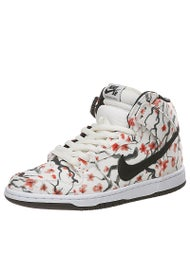Nike SB Dunk High Pro Shoes Sail/Black/Crimson