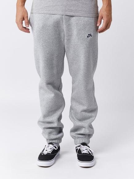 97ab66015aef Nike SB Icon Fleece Pants Dk Grey Heather