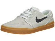 Nike SB Janoski Hyperfeel Shoes Summit White/Gum