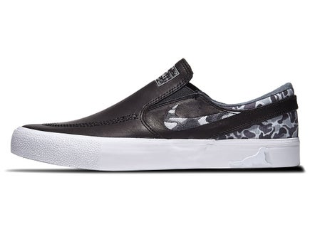 b79f4dd8e72fa Nike SB Janoski Slip RM QS Matriz Shoes Black/Multi-Wht