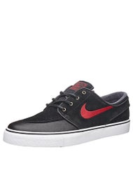 Nike SB Janoski Premium SE Shoes  Black/Anthracite/Red