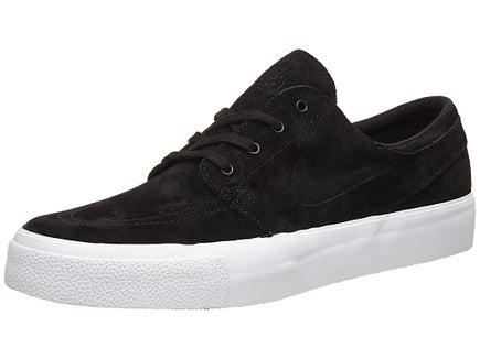 Nike Sb Black And White Shoes