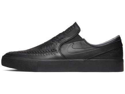b12cbec86c Nike SB Janoski Slip RM Crafted Shoes Black/Black-Blk