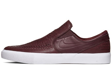 04ccdcee92 Nike SB Janoski Slip RM Crafted Shoes Mahogany
