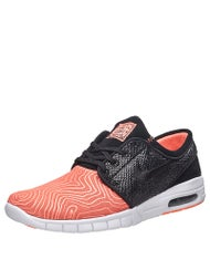 Nike SB Janoski Max QS Shoes Atomic Pink/Orange/Wht/Blk