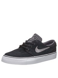 Nike SB Kids Janoski Shoes  Black/Graphite/White