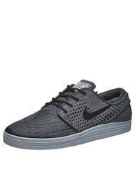 Nike SB Lunar Janoski Shoes  Anthracite/Black/Wolf Grey
