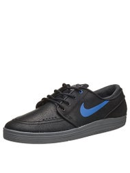 Nike SB Lunar Janoski Shoes  Black/Royal/Grey