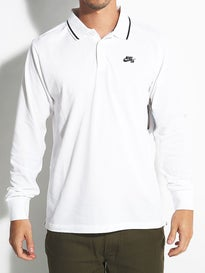 Nike SB Dri-Fit Pique Longsleeve Polo