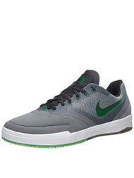 Nike SB Paul Rodriguez 9 Elite Shoes Grey/White/Blk/Grn