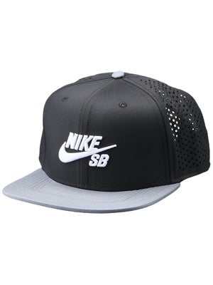 Nike SB Performance Trucker Hat Black/Grey/Blk