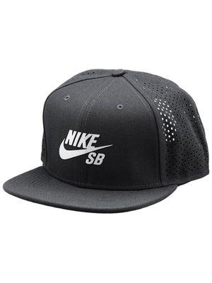 Nike SB Performance Trucker Hat Black/Silver