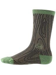 Nike SB Dri-Fit Woodgrain Crew Socks